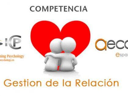 """""""Competencia AECOP Gestión de la Relación y modelo ICP 5+4=9"""": Leila Álvarez y Teresa Armada"""