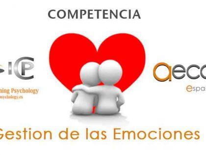 """""""Competencia AECOP Gestión Emociones Propias y Modelo ICP 5+4=9"""" A. Soler y J.J. López Jurado"""