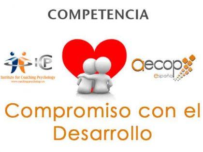 """""""Competencia AECOP Compromiso con el Desarrollo y modelo ICP 5+4=9"""": Leila Álvarez y Teresa Armada"""
