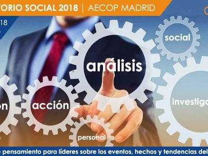 Conclusiones grupo de lideres: Observatorio Social 2018