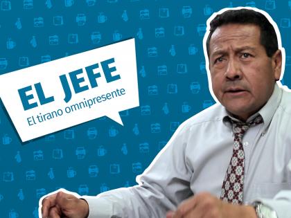 """""""Sindrome del Jefe Omnipresente"""": A. Soler"""